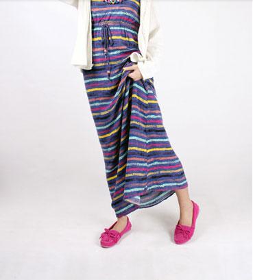苏唐卡豆豆鞋