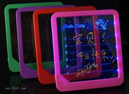 荧光写字板