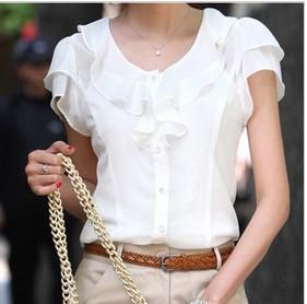 韩版女士休闲衬衫