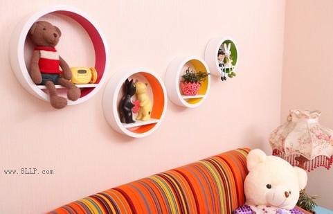 宜家烤漆隔板背景墙