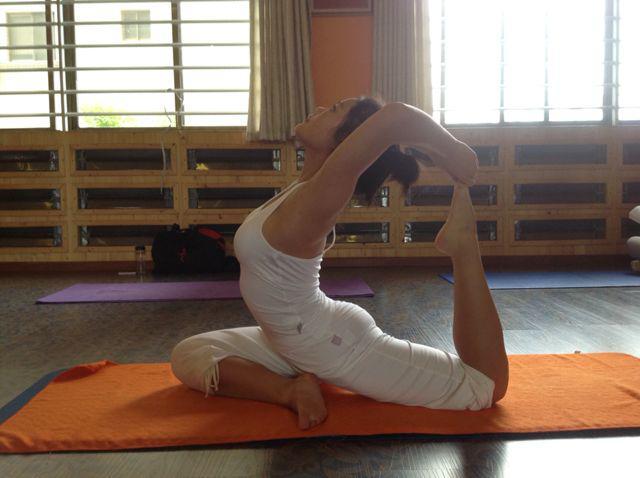 36个爱上瑜伽的理由