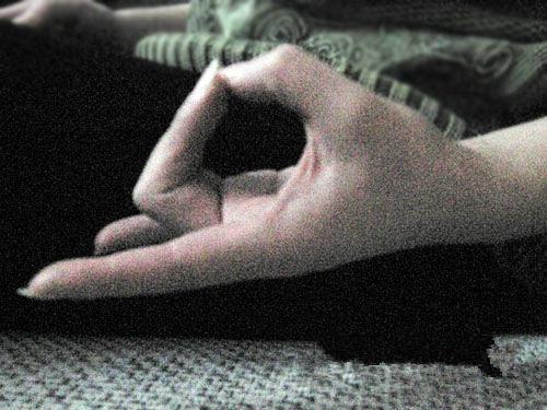 瑜伽小知识之手印