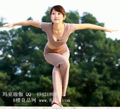 女性冥想瑜伽 养生又美容
