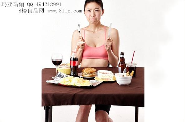 吃得多不等于胖