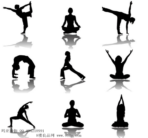 瑜伽三式帮你HOLD住美腿