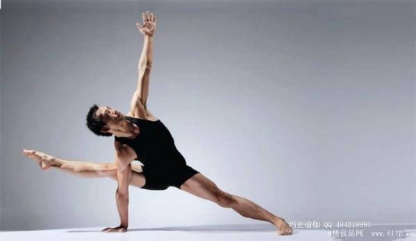 当男人恋上了瑜伽