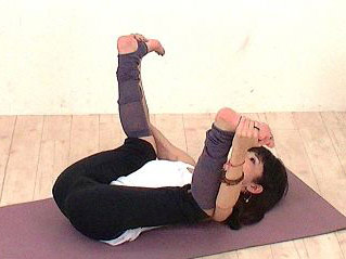 这个夏天你瘦腿了吗--2组减掉大象腿的瑜伽体式