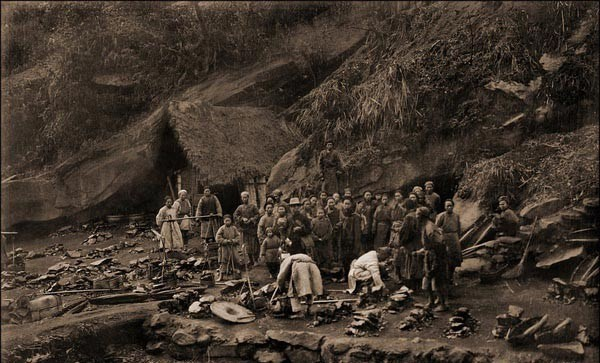 100年前的中国!!99%的人没看过!