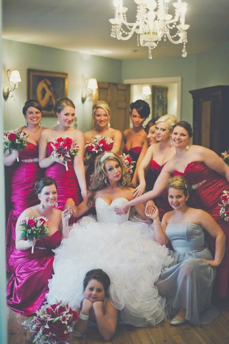 搞笑婚礼照片大集合,结婚就该这么欢乐的来一发!