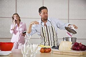 科学研究发现:爱做饭的男人智商高,常做家务的男人能避免老年痴呆!