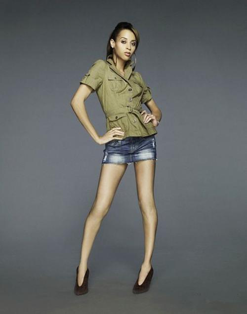 世界10大变性美女 VS 中国10大变性美女