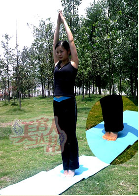 治疗便秘的瑜伽清肠术