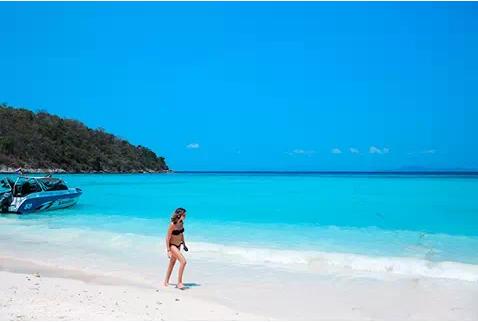 安达曼海上的明珠—普吉岛❤亲爱的带上孩子去海边吧,置身在大海中,那一刻太幸福了!