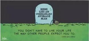"""""""你""""在过怎样的人生?"""