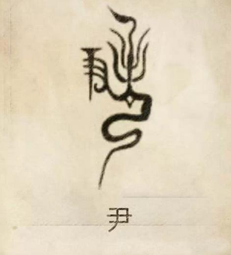 ☻中华各大姓氏的神秘图腾,你的姓氏长啥样?