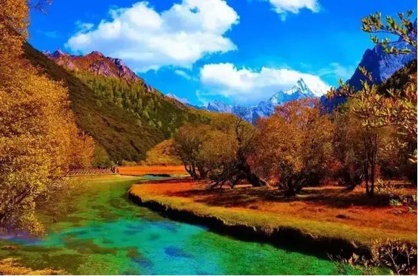 不要错过9月中国最美的地方!
